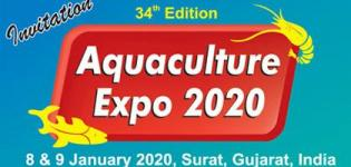 Aquaculture Expo 2020 in Surat - Date and Venue Details