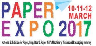 Aries Events Pvt Ltd Organized Paper Expo 2017 Ahmedabad at Gujarat University Hall
