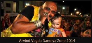Arvind Vegda Dandiya Zone 2014 - Play Navratri with Famous Garba Singer