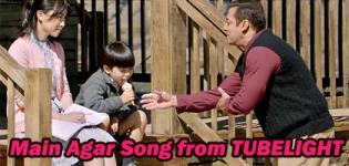 Atif Aslam MAIN AGAR Video Song with Lyrics Tubelight Movie 2017