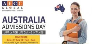 Australia Admissions Day 2018 - Seminar for Study in Australia for all Students