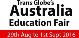 Australia Education Fair 2016 in Rajkot Jamnagar Morbi Junagadh
