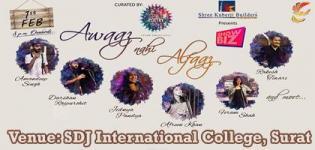 Awaaz Nahi Alfaaz 2018 Poetic Event in Surat Date and Venue Details