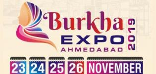 BURKHA EXPO 2019 in Ahmedabad from 23rd to 26th November