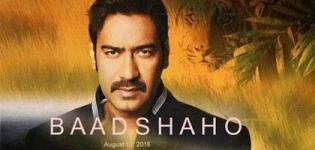 Baadshaho Hindi Movie 2016 Release Date with Cast Crew & Review