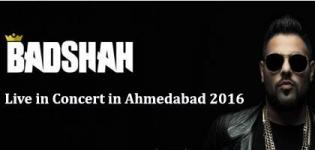 Badshah and Knox Artiste Live In Concert 2016 in Ahmedabad at Shankus Farm on 28 February