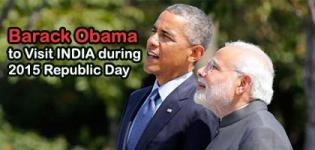 Barack Obama to Visit India as Chief Guest of 2015 Republic Day Celebration in Delhi