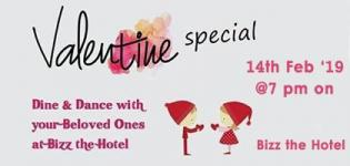 Be My Valentine Event in Rajkot - Celebrate Special Day with Special One