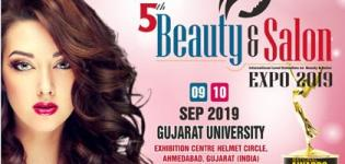 Beauty & Salon Expo 2019 in Ahmedabad at Gujarat University Exhibition Center