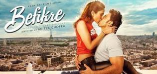 Befikre Hindi Movie 2016 - Release Date and Star Cast Crew Details