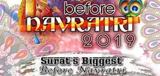 Before Navratri 2019 in Surat at Jolly Party Plot - Date and Venue Details