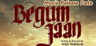 Begum Jaan Hindi Movie 2017 - Release Date and Star Cast Crew Details
