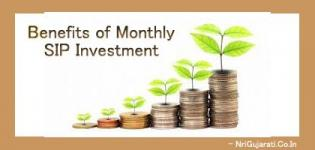 Benefits of Monthly SIP Investment - How Systematic Investment Plan is Useful