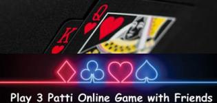 Best 3 Patti Online Game Indian