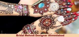 Best Bridal Mehndi Design Artist in Ahmedabad Gujarat - Specialist Mehendi Designer Ahmedabad