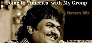 Best Gujarati FolkSufi Singer OSMAN MIR in Chaalo Gujarat 2015 Event at New Jersey USA