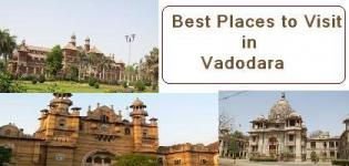 Best Places to Visit in Vadodara - List of Good Places Near Baroda Gujarat India