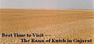 Best Time to Visit the Great Little Rann of Kutch in Gujarat