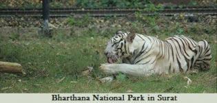Bharthana National Park in Surat Gujarat