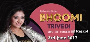 Bhoomi Trivedi Live in Concert 2017 in Rajkot at Racecourse Ground on 3rd June