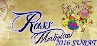 Blackmag Events Presents Raas Mahotsav 2016 in Surat at Platinum Multipurpose Hall