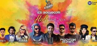 Bollyboom Holi Bash 2018 in Mumbai at MMRDA Grounds Date and Details