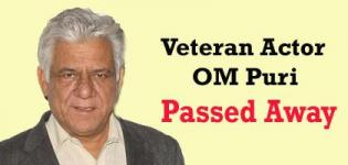 Bollywood Actor Om Puri Passed Away on 6th January 2017 - Om Puri Death News