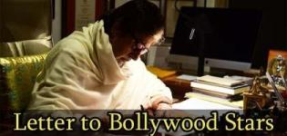 Bollywood Actors Received Hand-Written Letter from Phenomenon Actor Amitabh Bachchan