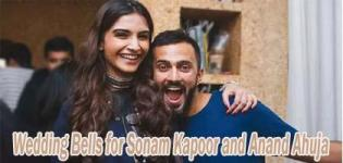 Bollywood Actress Sonam Kapoor and Anand Ahuja are going to Tie the Knot on 8 May, 2018
