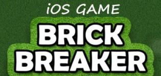 Brick Breaker iOS Game with Cricket Edition - Free Download Brick Breaker Game