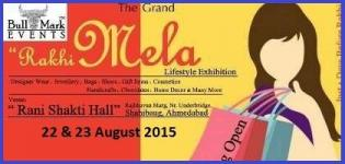 Bullmark Events Presents Rakhi Mela Exhibition in Ahmedabad 2015