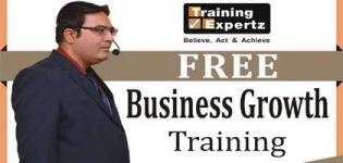 Business Growth Training Seminar Arranged for Every People in Rajkot City