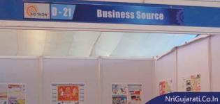 Business Source Stall at THE BIG SHOW RAJKOT 2014