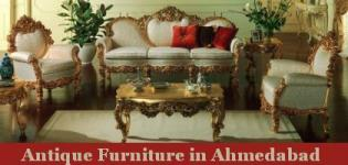 Buy Antique Furniture in Ahmedabad - Antique Furniture Shops Stores in Ahmedabad