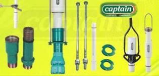 CAPTAIN uPVC Pipes Rajkot Gujarat - Manufacturer & Suppliers of Plumbing - Agri Fittings