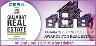 CERA Presents CNBC Bajar Gujarat Real Estate Awards 2014 - 2015 at Ahmedabad on 2nd June