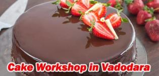 Cake Workshop 2017 in Vadodara at SweetPepper Cooking Institute Baroda