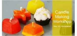 Candle Making, an Art Learning Workshop for You Guys in Your City Ahmedabad