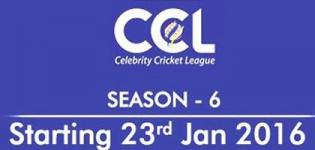 Celebrity Cricket League CCL 2016 Teams Name List - Members - Players - Owners Details