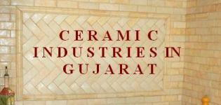 Ceramic Industries in Gujarat