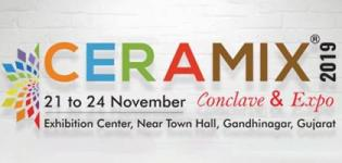 Ceramix Conclave and Expo 2019 in Gandhinagar - Date & Venue Details
