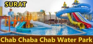 Chab Chaba Chab Water Fun Park in Surat - Water Park Timing Details