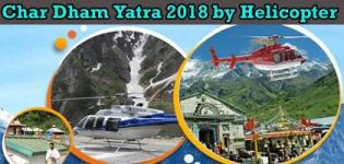 Char Dham Yatra 2018 by Helicopter - Aircraft Charter Services