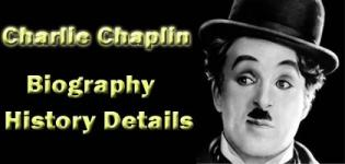 Charlie Chaplin Biography - Life History Details of Charlie Chaplin