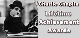 Charlie Chaplin Winning Lifetime Achievement Awards and Oscar Nominations List