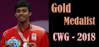 Chirag Shetty Wins Gold Medal in Commonwealth Games 2018 for Badminton