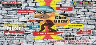 Chor Bazaar Flea Market 2016 in Ahmedabad - Chor Bazar on 26th, 27th & 28th Feb