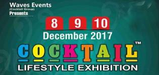 Cocktail Lifestyle Exhibition 2017 in Ahmedabad at Seema Hall