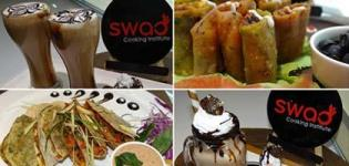 Coffee & Wraps Recipe Learning Workshop 2018 in Surat at Swad Cooking Institute