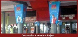 Cosmoplex Cinema in Rajkot - Famous Multiplex Theatre in Rajkot